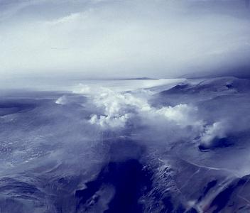 Landschaftsbewegung, 1985