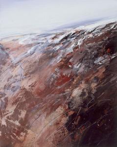 Landschaftsfragment, 1985