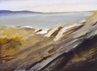 Landschaftsfragment, 1986