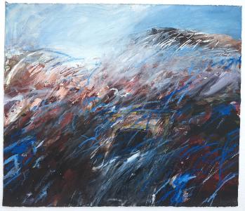 Landschaftsstudie, 1988