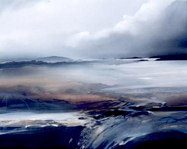 Landschaftsverwehung, 1983
