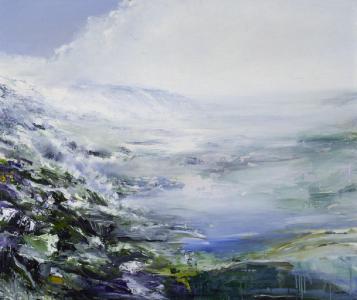 Landschaftsverwehung, 1988