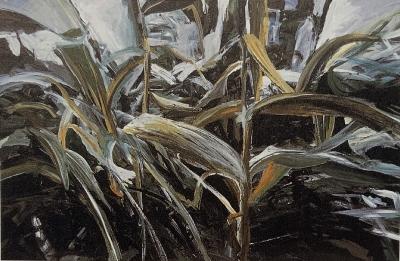 Maisfeld Nr. 2, 1985