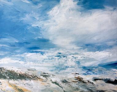 Meerlandschaft, 1985