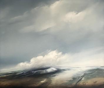 Vulkanische Landschaft, 1986