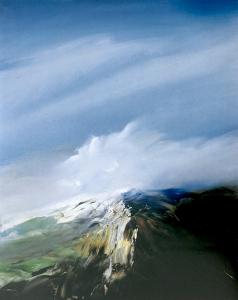 Vulkanlandschaft, 1985