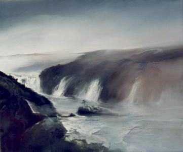 Wasserfall Nr. 2, 1983