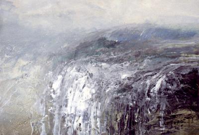 Wasserfall (Studie), 1986