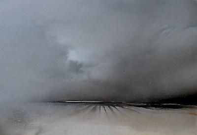 Wolkenlandschaft, 1980