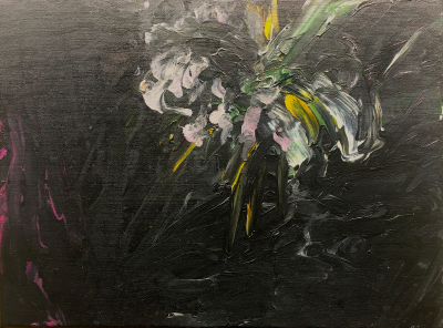 Blütenstaub 4, 1992