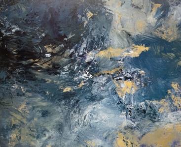 Bretonische Landschaft,1993