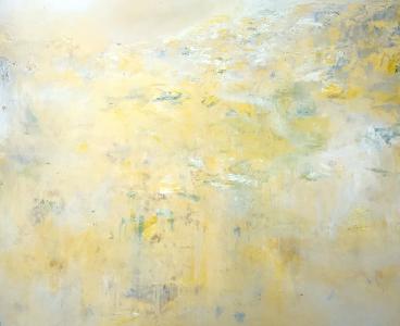 Gelbe Landschaft, 1997