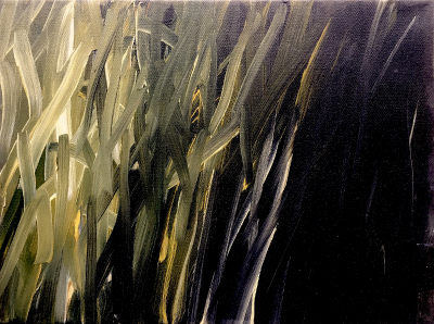 Landschaftliche Struktur 1, 1992