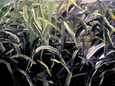 Landschaftliche Struktur 3, 1992