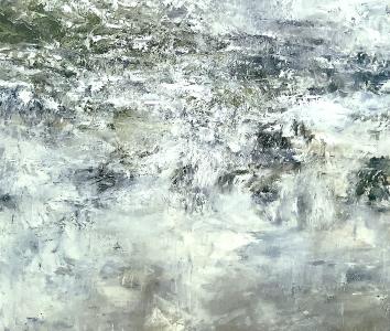 Landschaftsfragment I, 1991