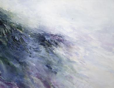 Landschaftsverwehung, 1990 / 91