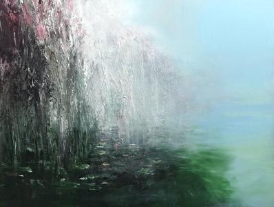 Seestück (Weichendes Licht), 2014
