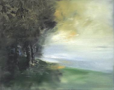 Waldstück, 2008