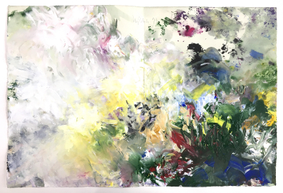 Tagebuch (Blütenstaub), 1991