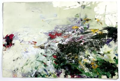 Tagebuch (Landschaftsverwehung), 1991