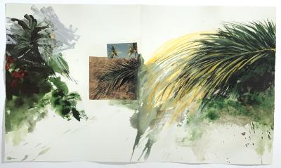 Tagebuch (Palmenfragmente), 1990