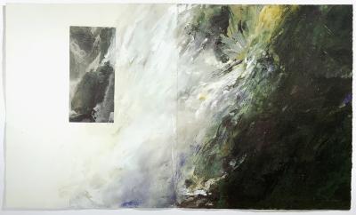 Tagebuch (Wasserfall), 1990
