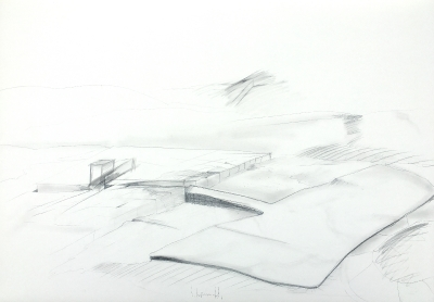 Entwurf für eine Platzgestaltung, 1977