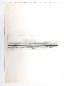 Landschaft (Der Horizont), 1976