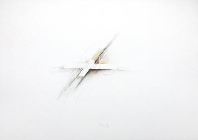 Landschaftskreuz II, 1979