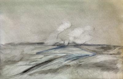 Landschaftsmarkierung, 1976
