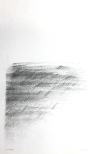 Landschaftsstudie, 30.1.1979