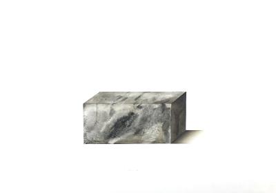 Marmorblock (Studie), 1979