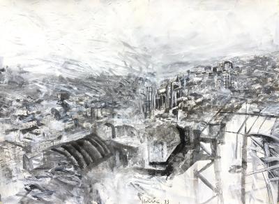 Stadtlandschaft, 1993